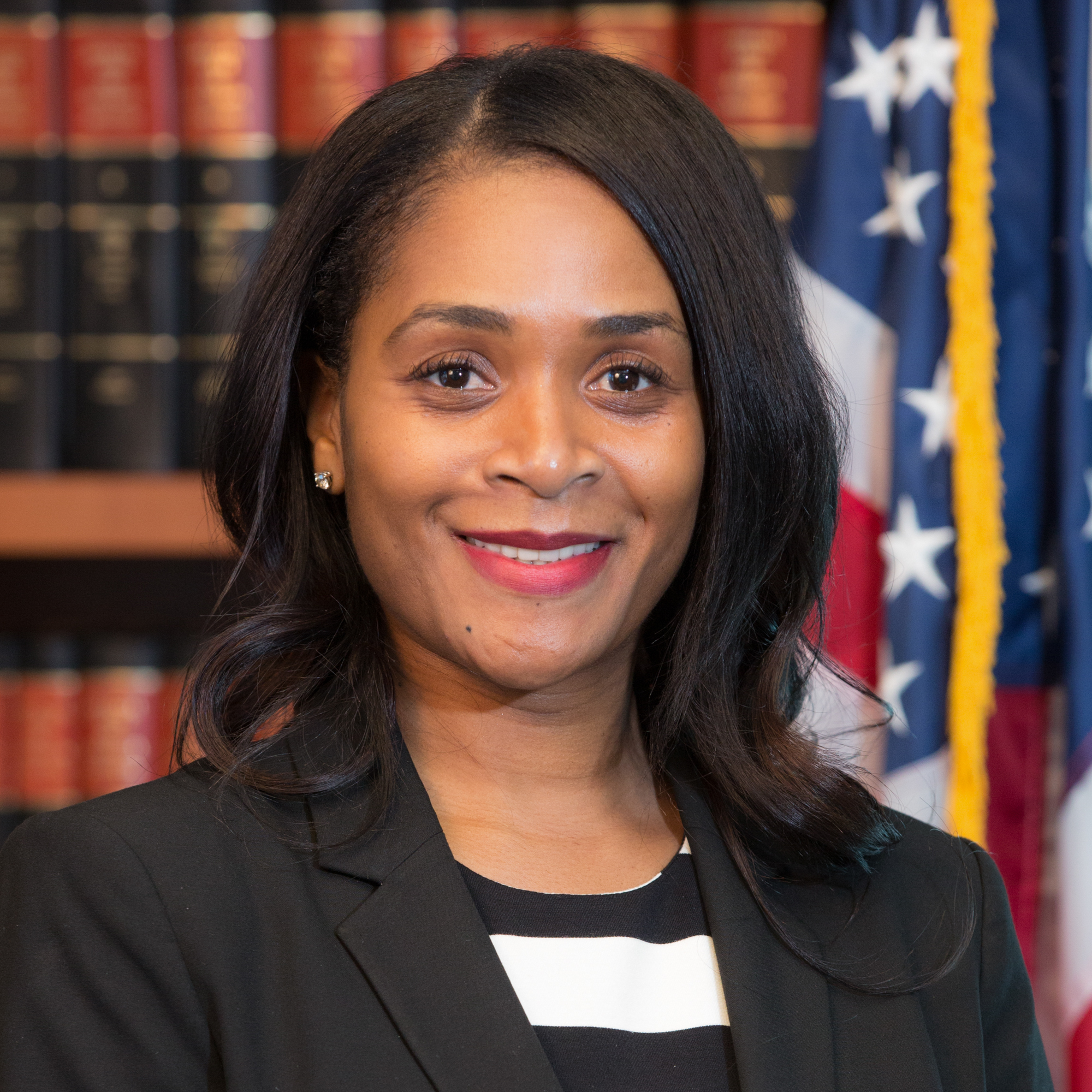 Kimberly Carroll, Chief Deputy Clerk